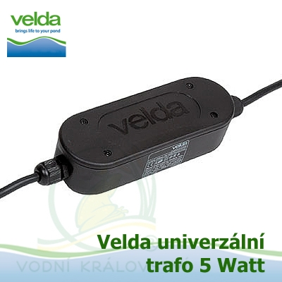 Velda náhradní univerzální trafo 5 Watt