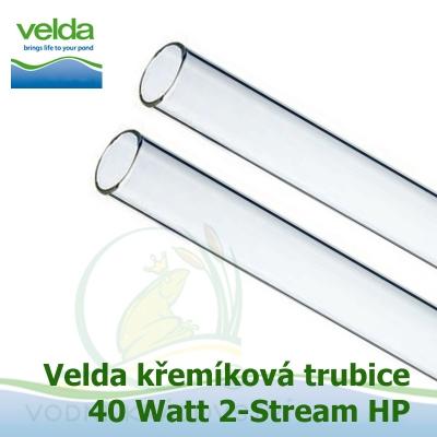 Velda náhradní křemíková trubice 40 Watt