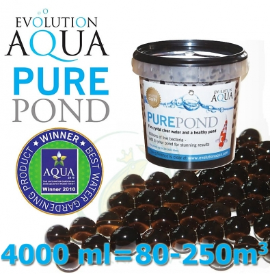 Evolution Aqua Pure Pond Black Ball 4000 ml