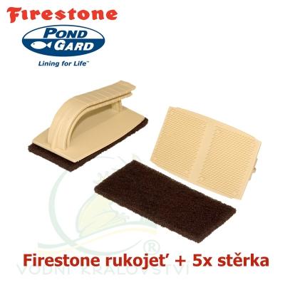 Firestone hadle + 5x pad