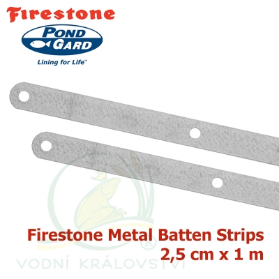 Firestone Metal Batten Strips 1 m