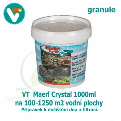 Maerl Crystal 1000 ml, minerální přírodní produkt na cca 100-500 m2 plochy