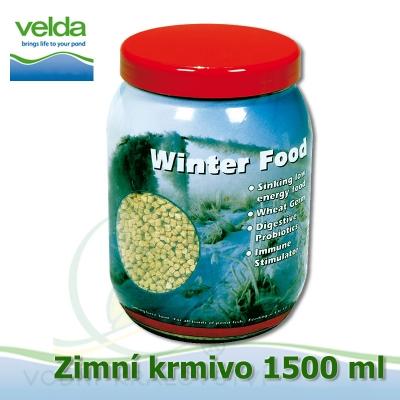 winter food, zimní krmivo