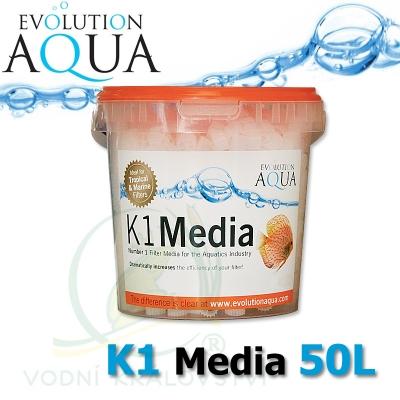 K1 filter medium, K1 filtrační médium