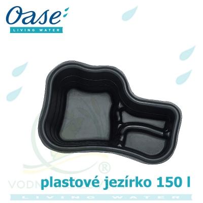 plastové jezírko 150 litrů