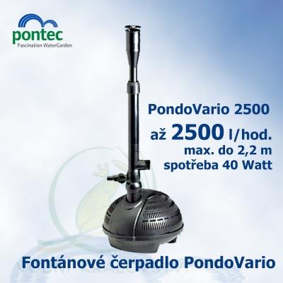Oase Pontec PondoVario 2500