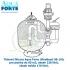 Tlaková filtrace Aqua Forte UltraBead UB-100, pro jezírka do 60 m3, obsah 238 litrů, obsah média 170 litrů,