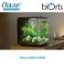 Akvárium 15 litrů, 29x19,3x40,7cm, černá - Oase biOrb LIFE 15 LED black