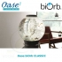 Akvárium 15 litrů, průměr 30cm, výška 32cm, stříbrná - Oase biOrb CLASSIC 15 LED silver