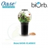 Akvárium 30 litrů, průměr 40cm, výška 42cm, stříbrná - Oase biOrb CLASSIC 30 LED silver