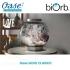 Akvárium 60 litrů, průměr 50cm, výška 52cm, stříbrná - Oase biOrb CLASSIC 60 LED silver