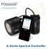 Kessil spektrální ovladač, Kessil Spectral Controller, detail3