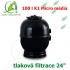 """Tlaková filtrace 24"""", pro 20-100 m3, 100 l K1 Micro, detail"""