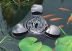plovoucí skimmer s čerpadlem, detail AquaKing, Jebao, SK-40