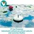 VT Ice Preventer, plovák s trubicí - jednoduché zařízení pro přívod vzduchu pod zamrzlou hladinu, napojitelné na všechny kompresory